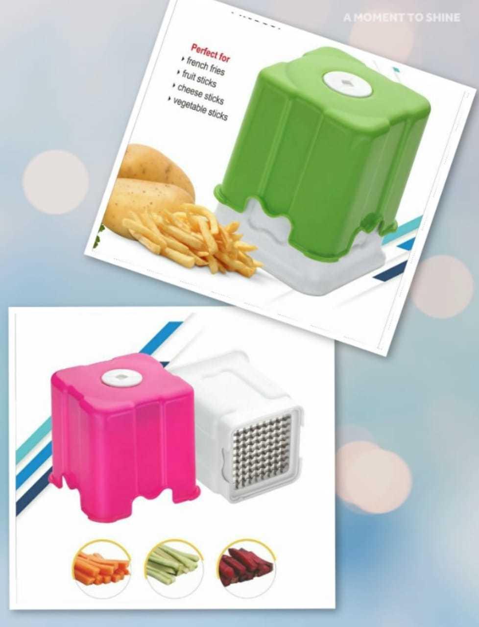 Finger Chips Potato Cutter For Kitchen