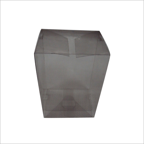 Transparent PP Packaging Box