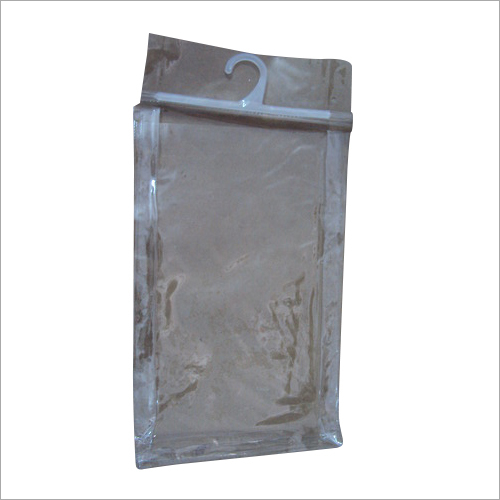 Packaging PVC Hanger Bag