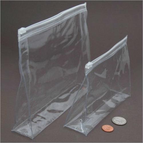PVC Vinyl Pouch Bag