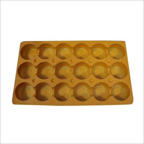 Nail Polish Cosmetic Packaging Tray