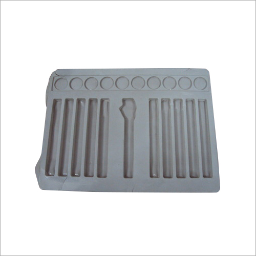Vacuum Formed Plastic Cosmetic PS Tray