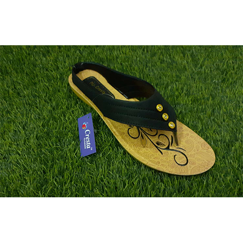 Ladies Fancy Slipper