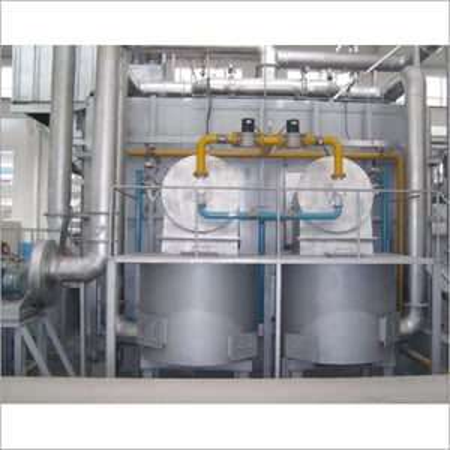 Regenerative Square Aluminium Melting Furnace