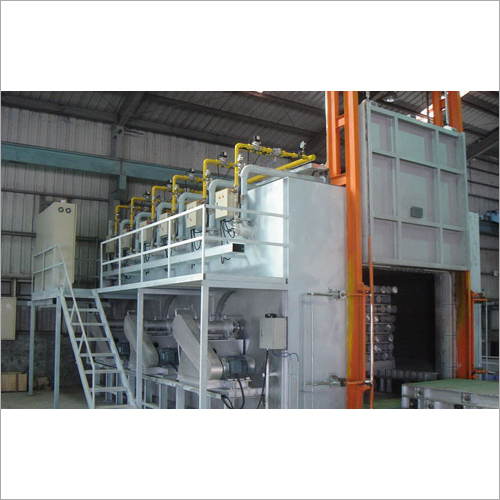 Billet Homogenizing Furnace