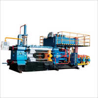 Aluminium Extrusion Press Machine