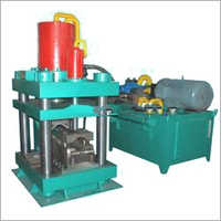 Aluminium Cold Log Shear Machine