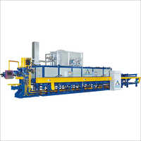 Aluminium Billet Multi Hot Log Shear Furnace