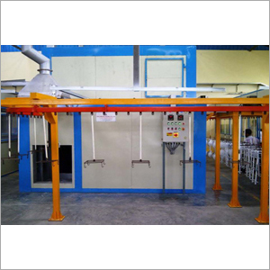 Powder Coating Drying Oven
