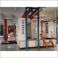 Powder Coating Surface Finish Line