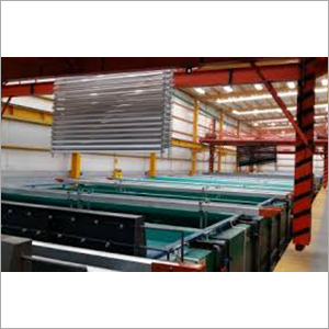 Silver Anodizing Plant