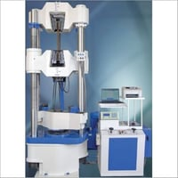 Front Open Hydraulic Grips Universal Testing Machine