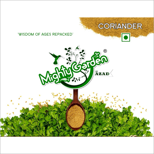 Dry Coriander Seed Powder