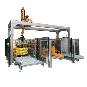 Pick And Place Robotic Systems
