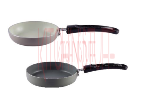 Ceramic Coated Baby fry pan - Taper / Straight
