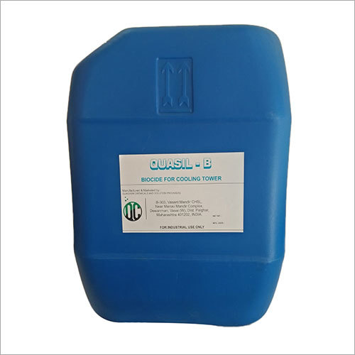 Quasil-B Biocide for Cooling Tower