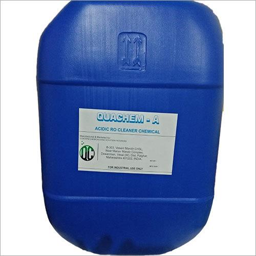 Quachem-A Acidic RO Cleaner Chemical