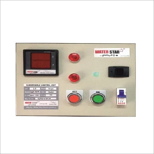 1.5 HP Digital Single Phase Submersible Panel