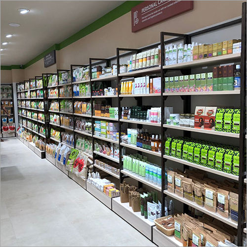 Grocery Store Display Rack