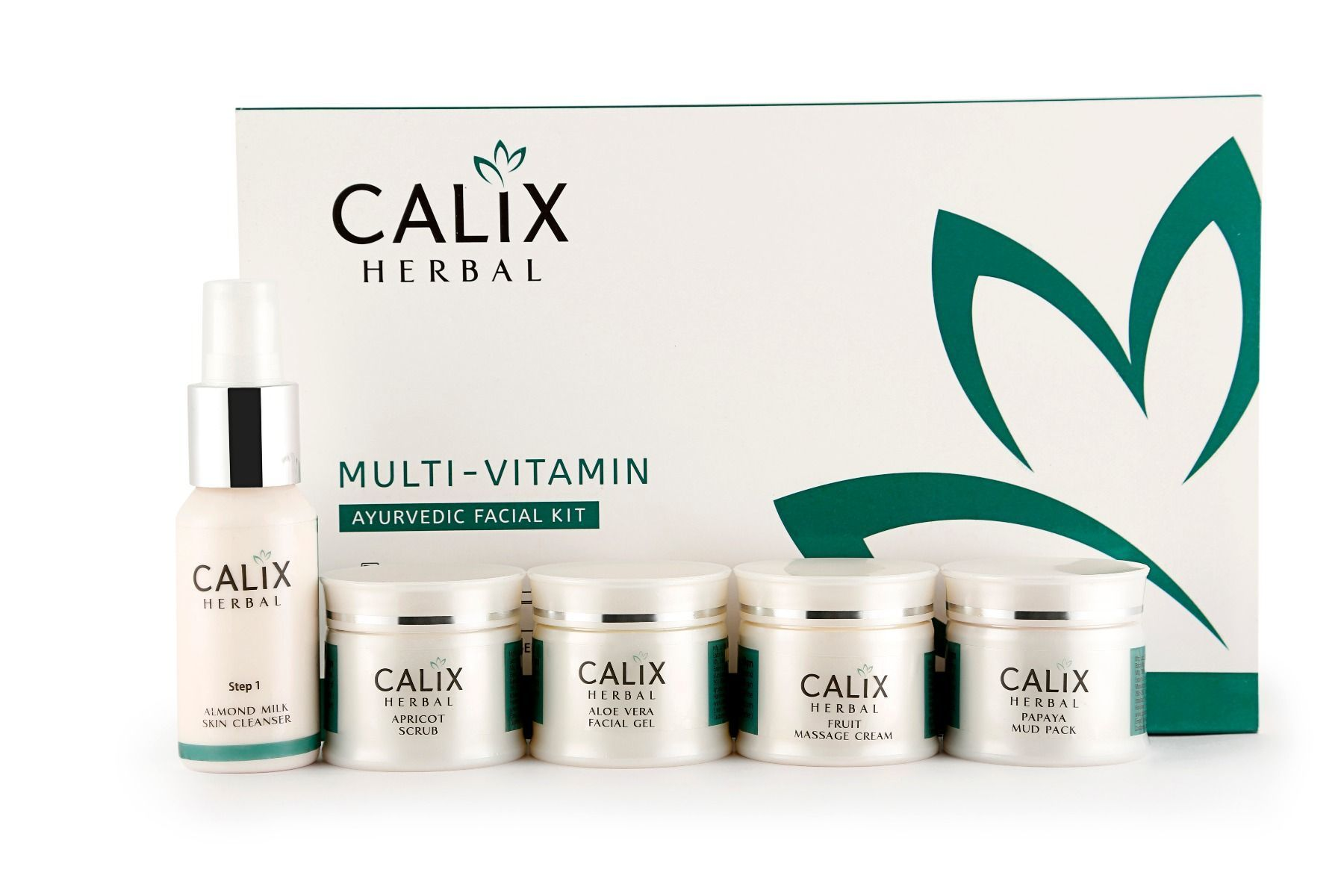 Multi  Vitamin Ayurvedic Facial Kit