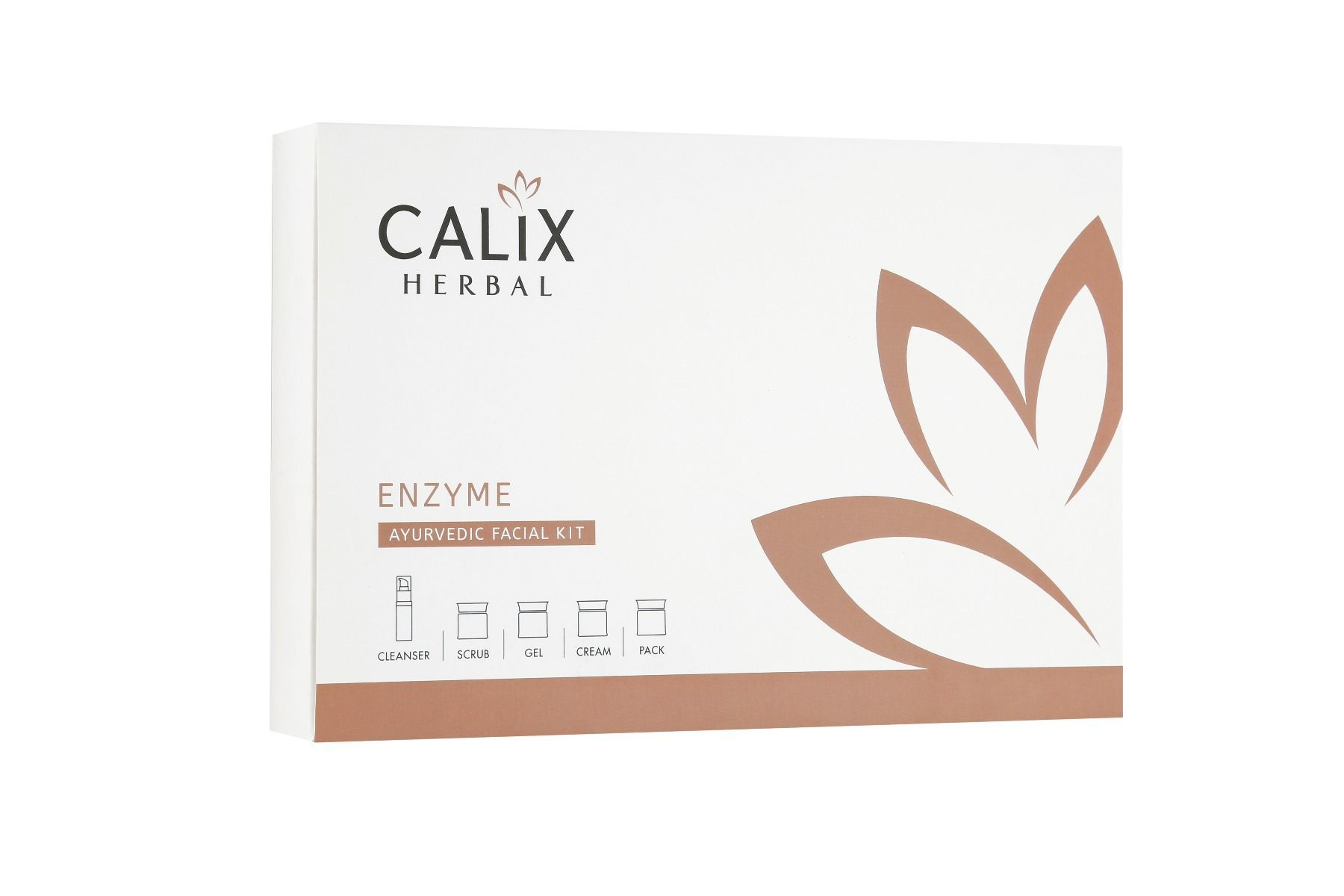 Herbal Enzyme Facial Kit