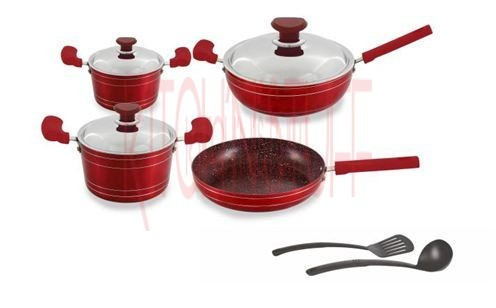 Cookware Set - 9 Pcs. Mira Bella