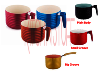 Milk Pan - 3 Pcs. Set