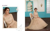 AASHIRWAD BRAND  STYLISH ANARKALI SALWAR SUITS