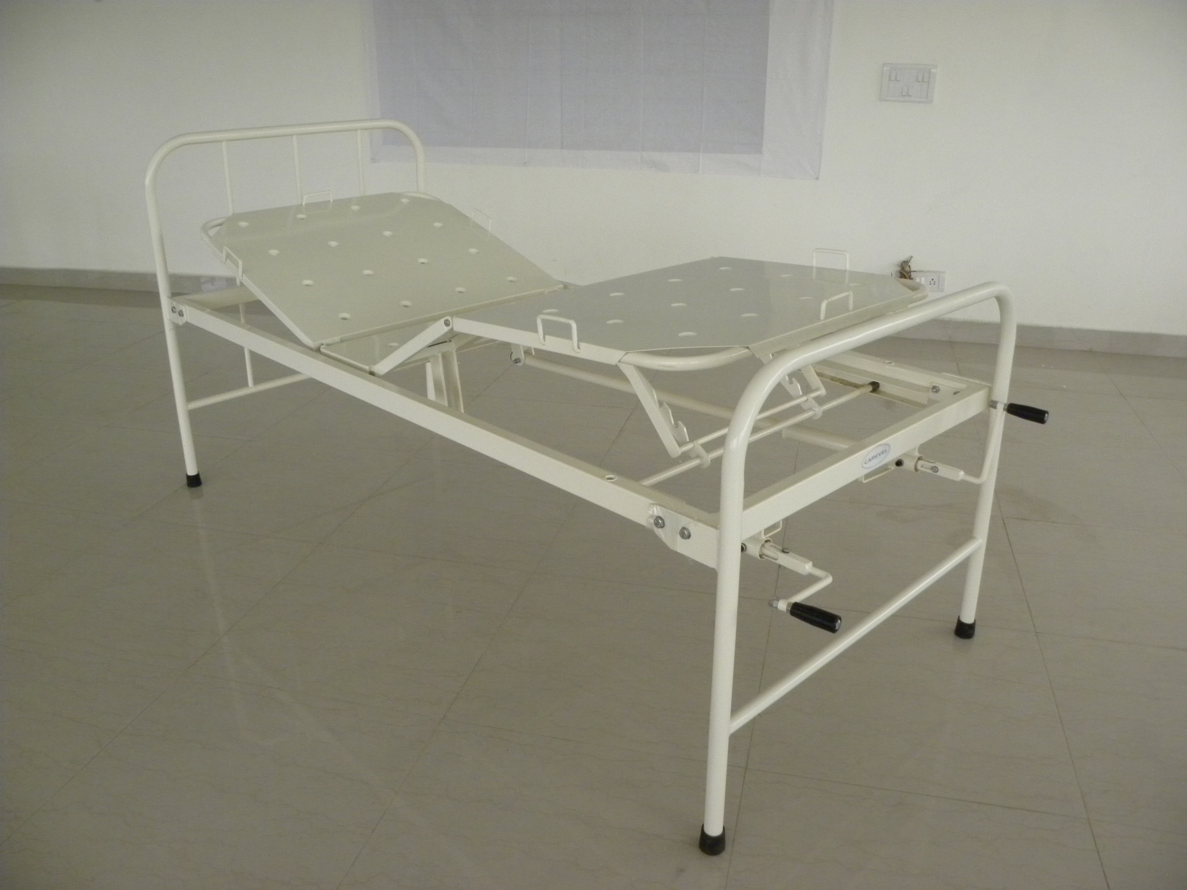 Fowler Bed With Overbed