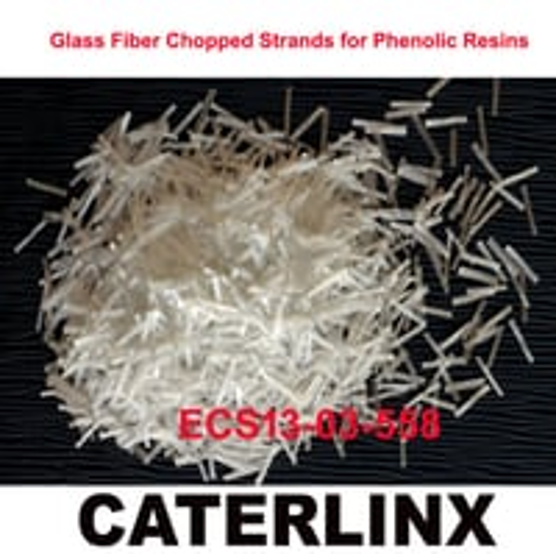 Fiberglass Chopped Strands for Phenolic Resins