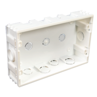 Pressfit Tejas Concealed Wall Mounting Boxes