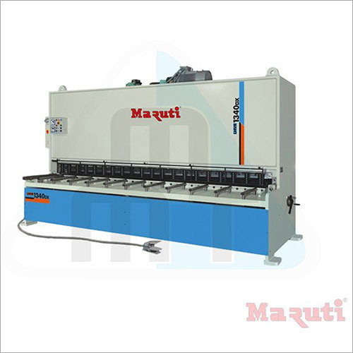 Horizontal Hydraulic Shearing Machine