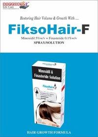 Finasteride 0.1 %+Minoxidil 5%