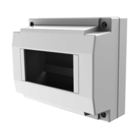 Pressfit Plastic MCB Boxes