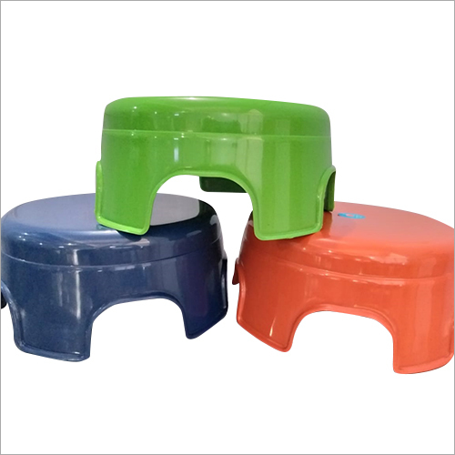 Colorful Plastic Stool