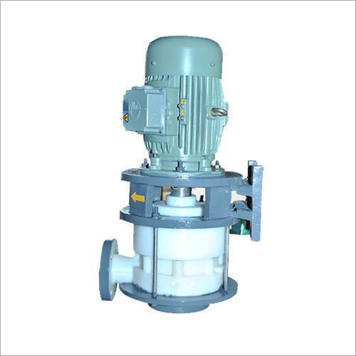 Vertical Polypropylene Monoblock Pump