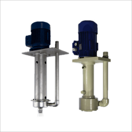 Vertical Metallic Monoblock Pump