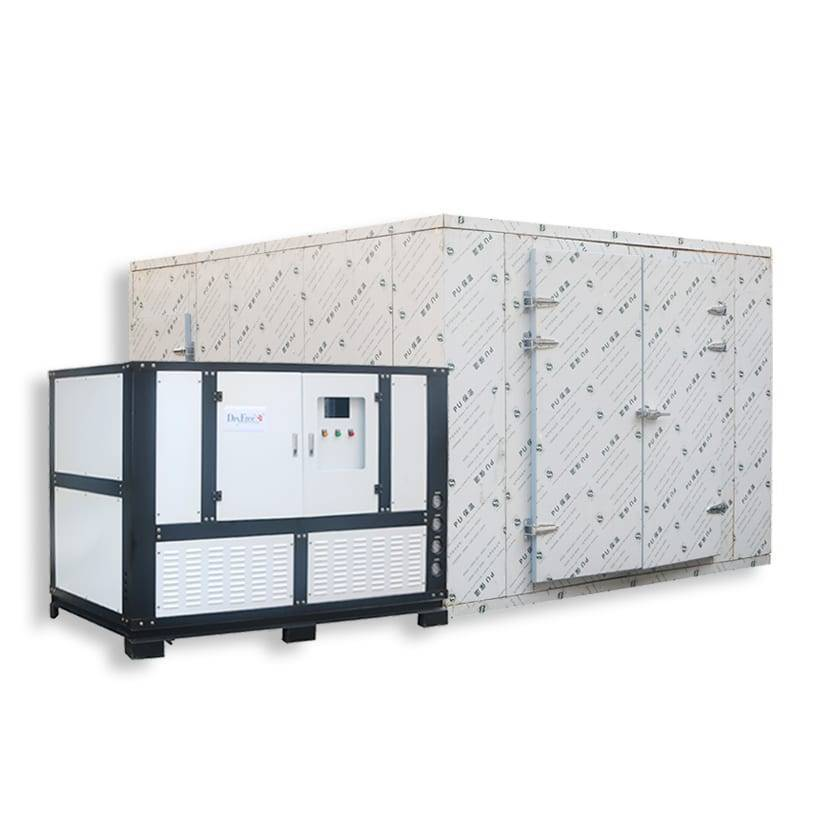 Higher Dehumidify Fish Dry Machine