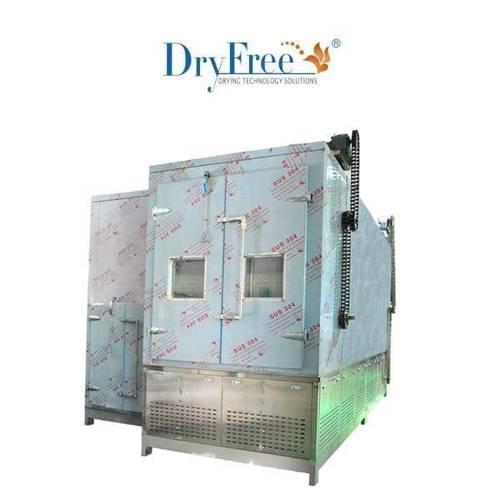 Industrial Sludge Dry And Dehumidify Machine