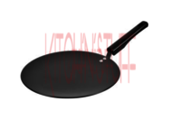 Hard Anodized Concave Griddle