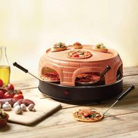 Keep Warm Grill Electric Mini Pizza Oven
