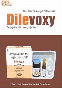 Doxycycline 100 MG /INJ