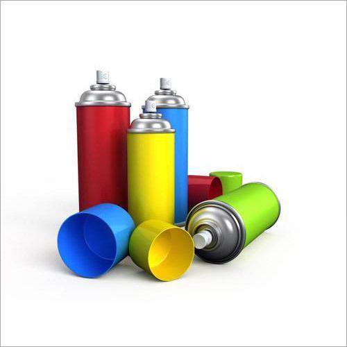 Spray Aerosol Cans