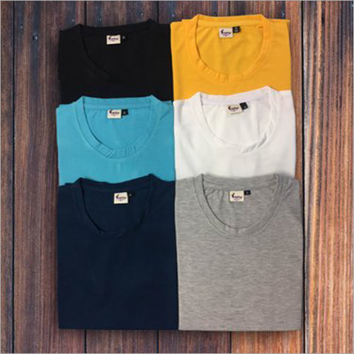 PC Sinker Round Neck T Shirt