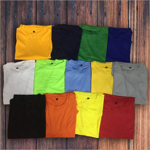 Dry Fit Round Neck T Shirts
