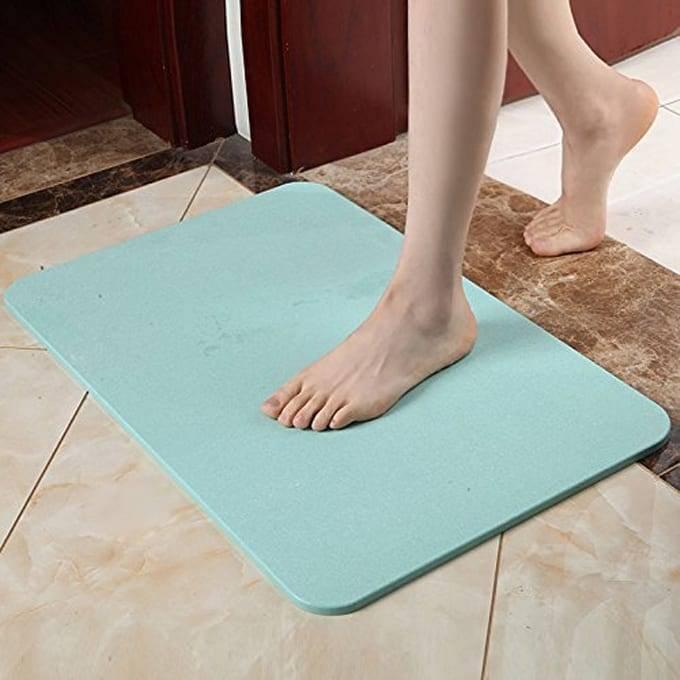 Color Printing Custom Absorbent Diatomic Door Floor Mat