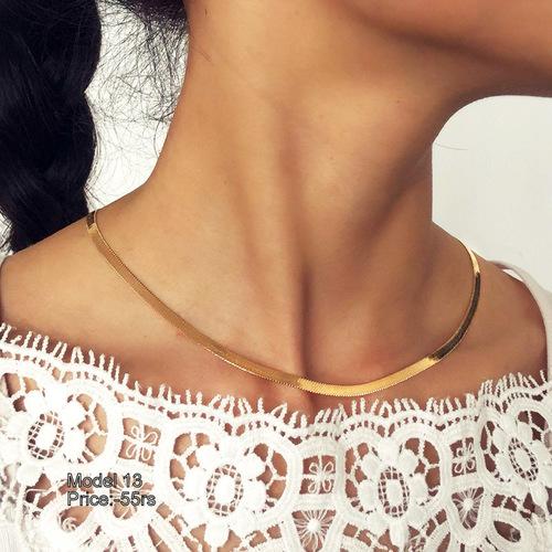 Snake neckchain