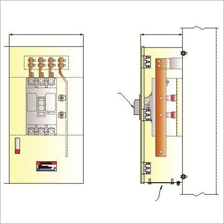 Sandwich Busbar Plug-in Box