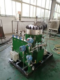100% purity Oxygen O2 Booster Gas Compressor
