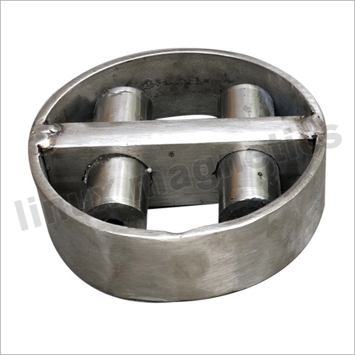 Round Magnetic Grill
